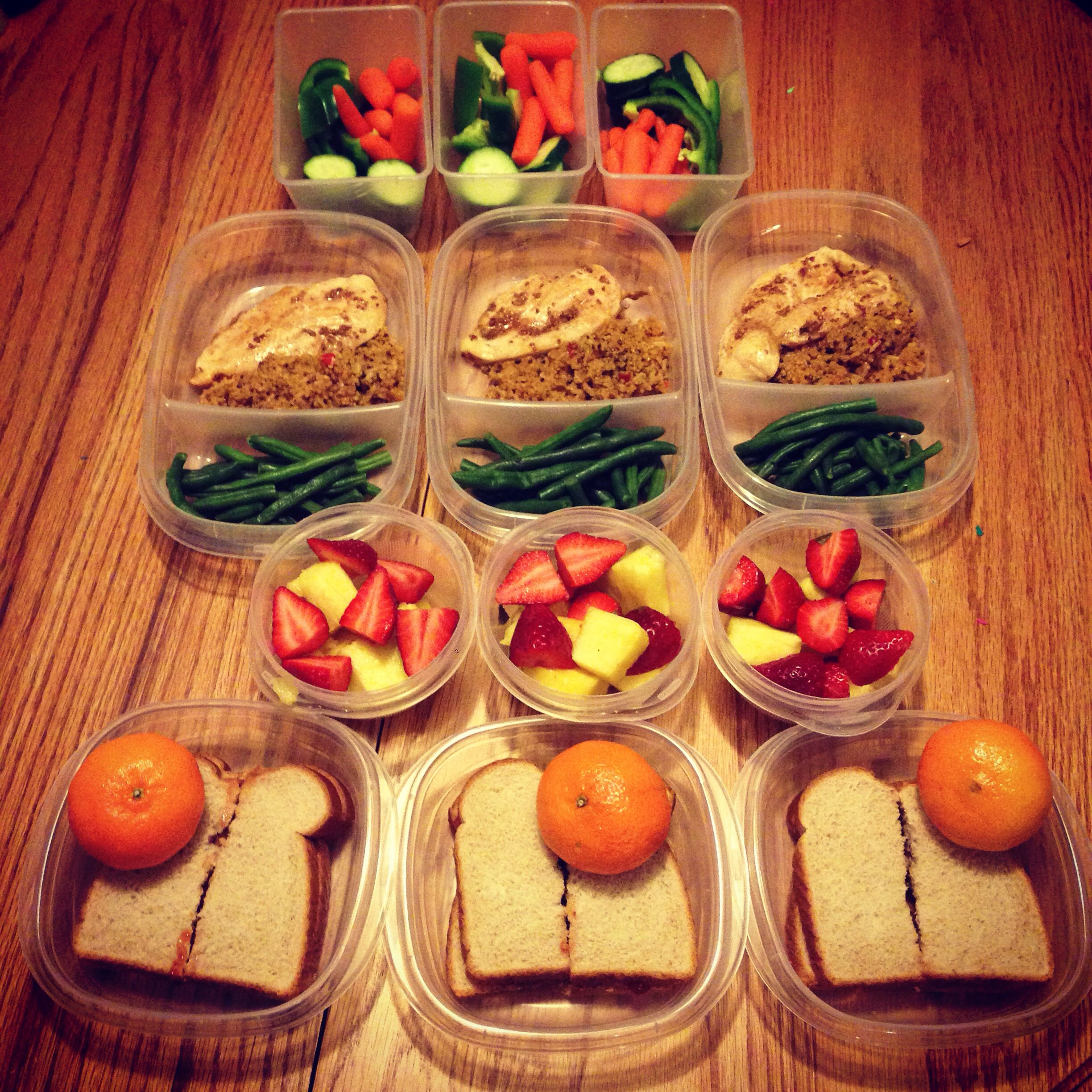 Healthy Meal-Prep Ideas From Pinterest Boards