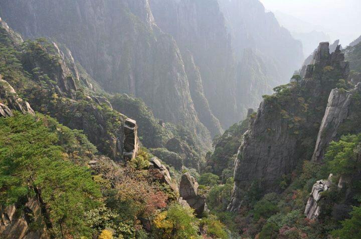Huangshan | Huangshan China Yellow Mountain | Pinterest Yellow