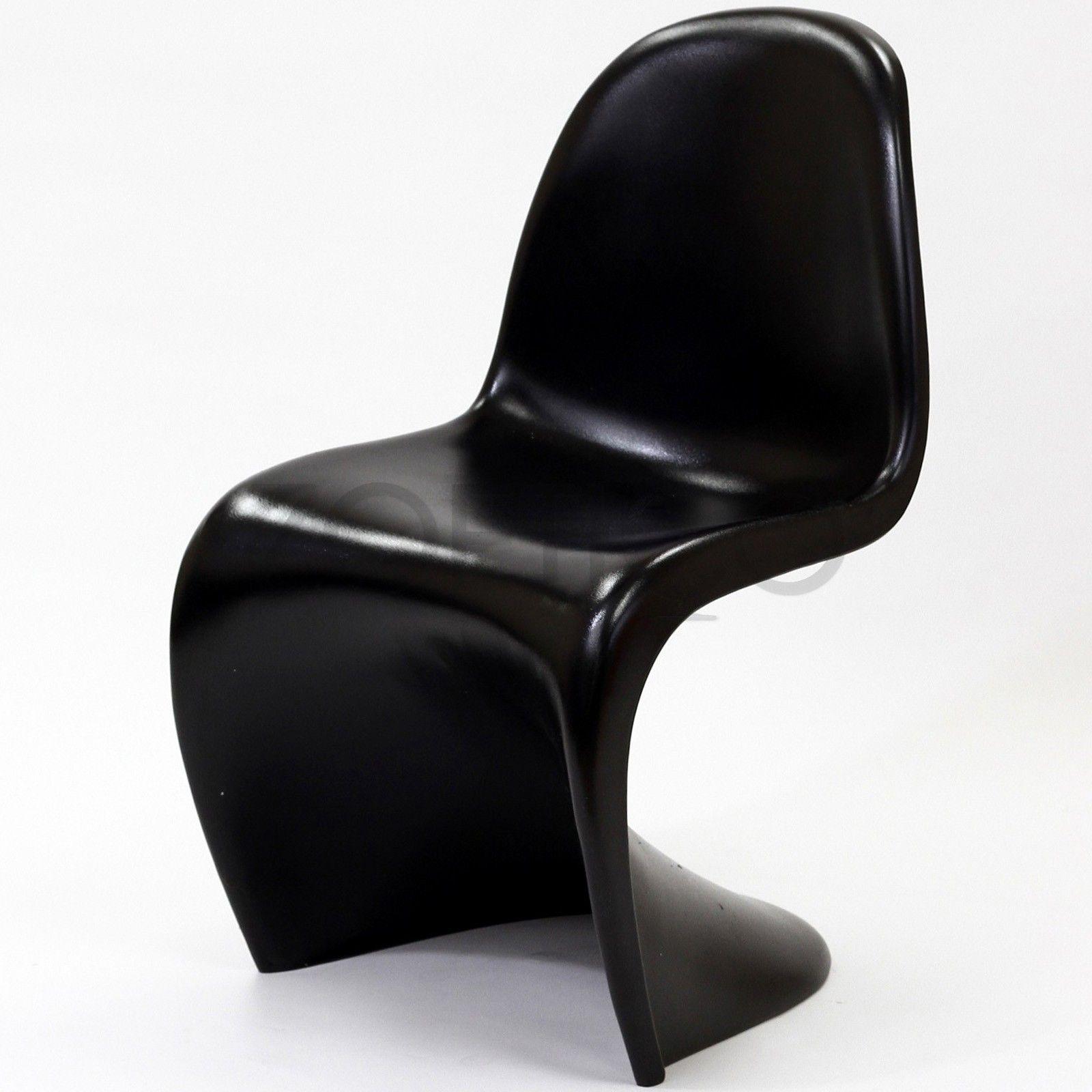 s chair verner panton chairs pinterest. Black Bedroom Furniture Sets. Home Design Ideas