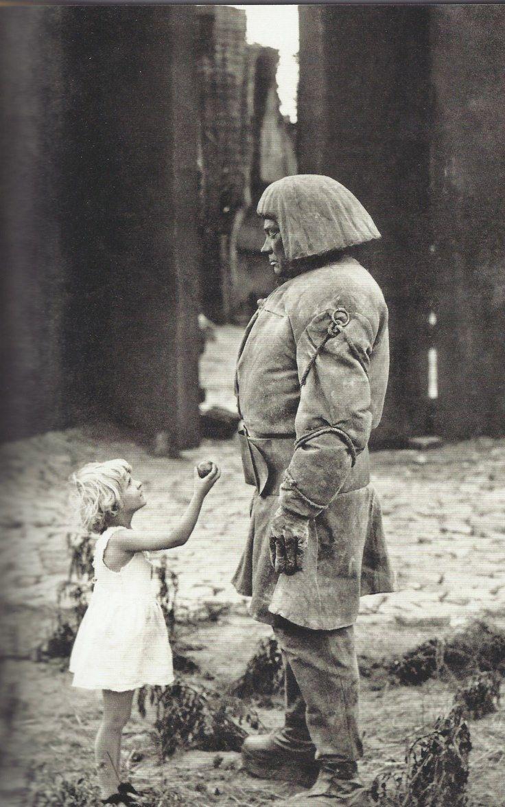 El Golem (Der Golem, wie er in die Welt kam)? 1920 (muda)