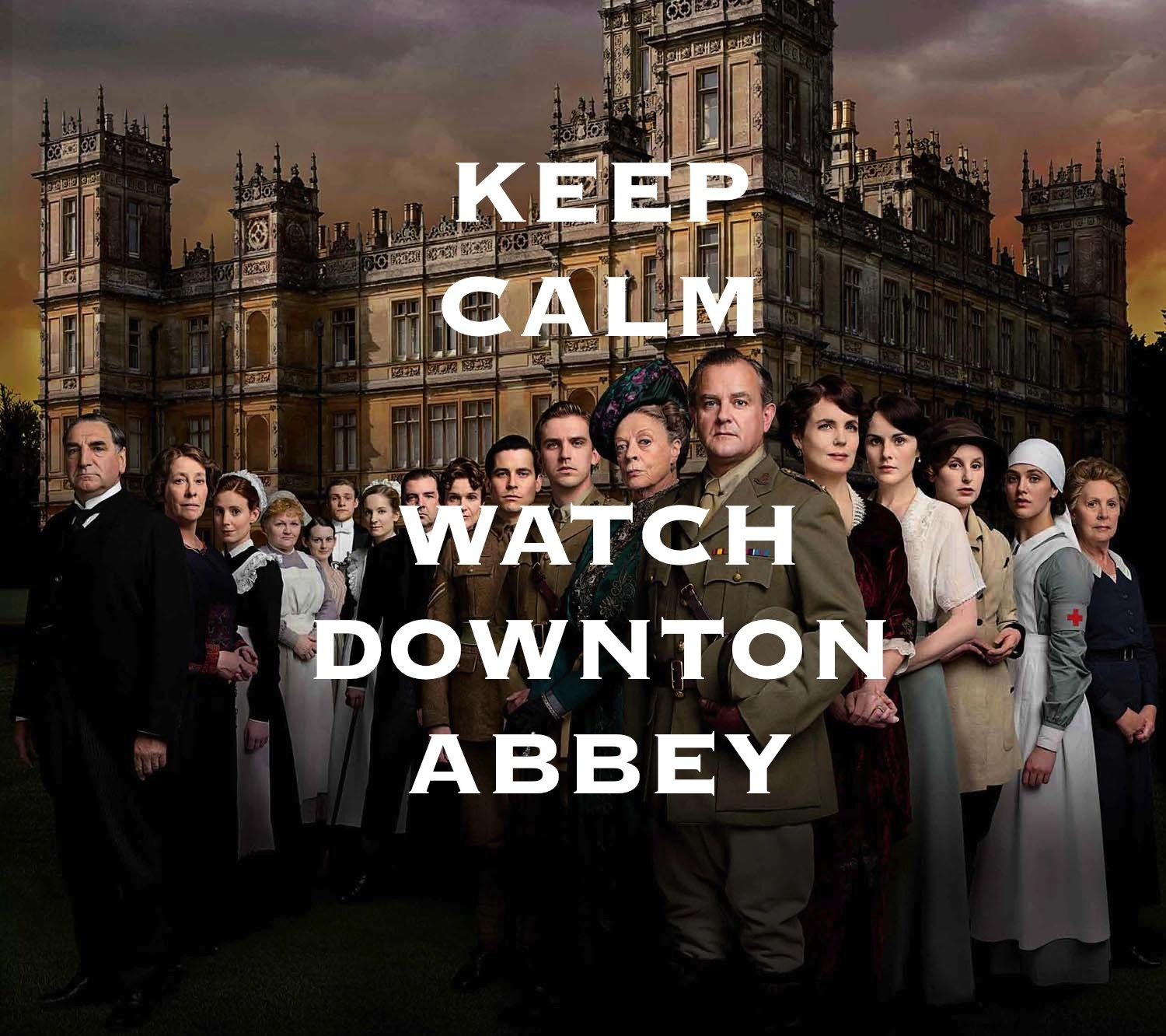 watch downton abbey online streaming