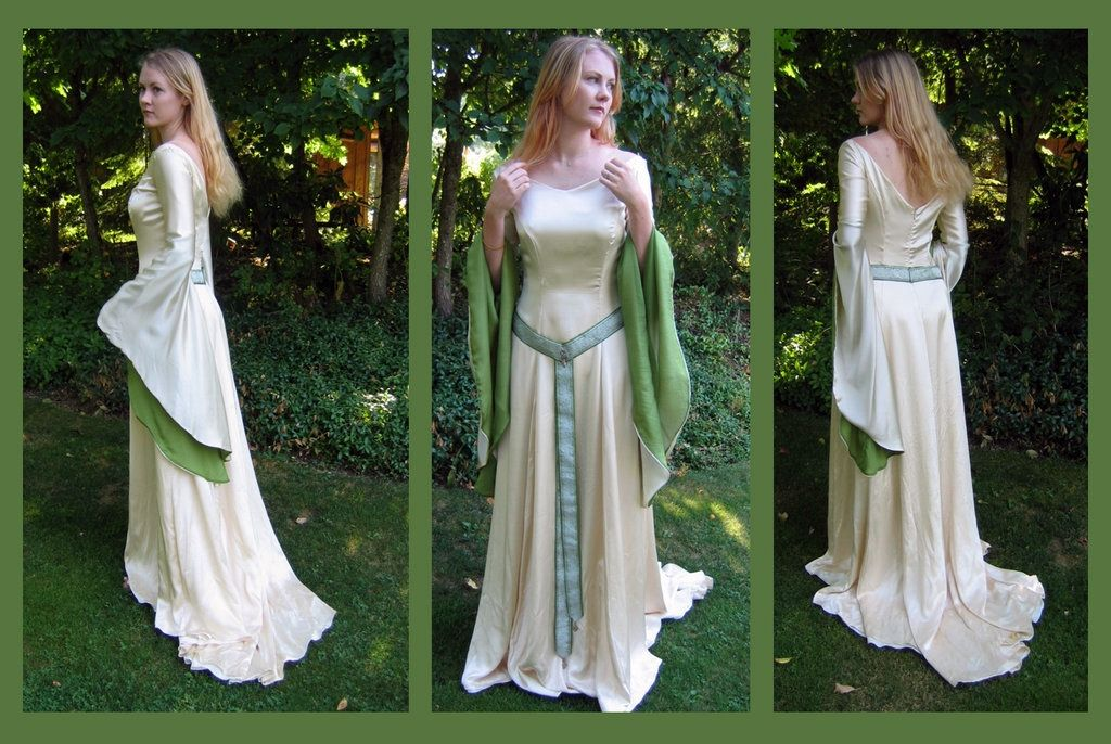 Celtic Wedding Dress Brides Pinterest