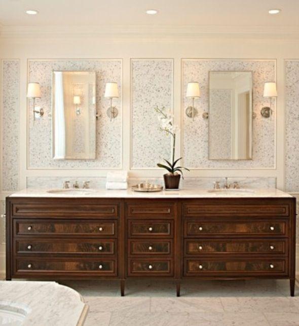 Bathroom Vanities That Look Like Furniture How To Make A Bathroom Vanity Look Like Furniture