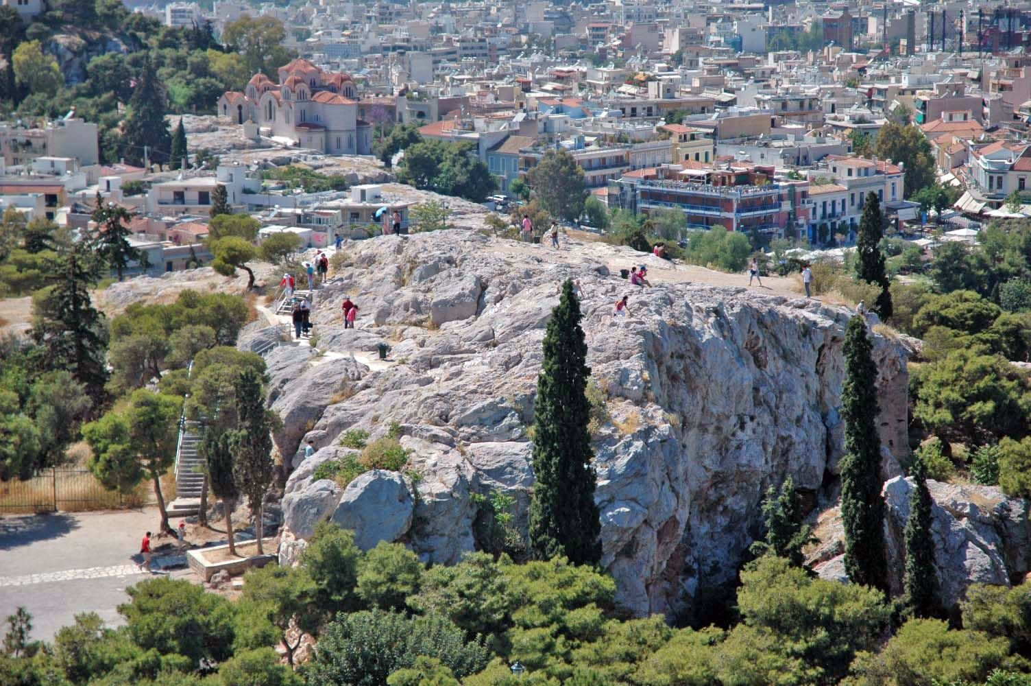 Areopagus Hill, Athens  Greek Stuff  Pinterest