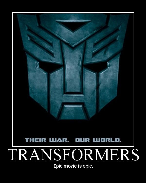 Transformers 2 I Love You Quote : Transformers 3 Quotes. QuotesGram