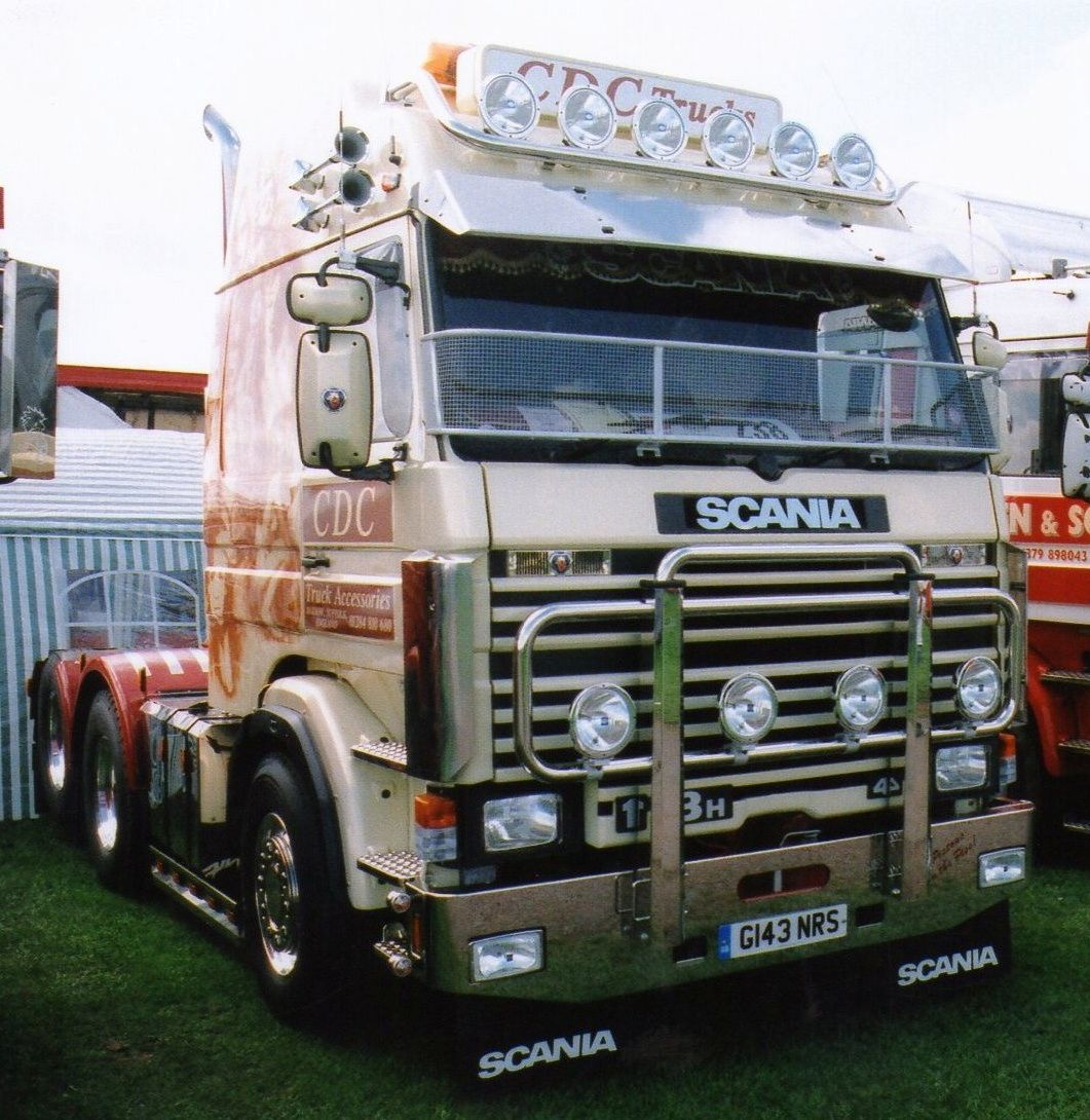 Scania 113 custom | My Trucks | Pinterest: pinterest.com/pin/517351075916722096