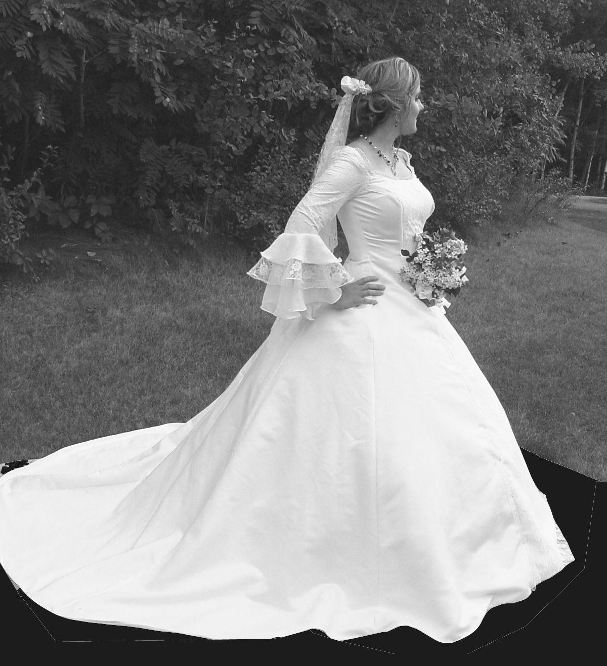 Western Wedding Dresses Country style wedding