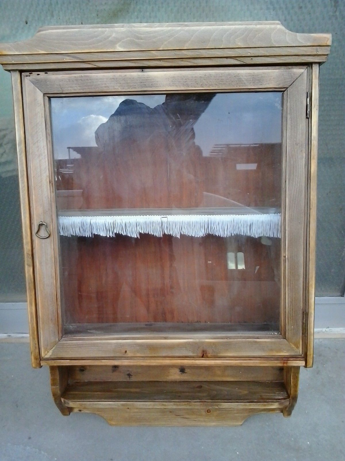 Vetrinette arte povera usate beautiful antica vetrinetta for Vetrinetta bassa arte povera