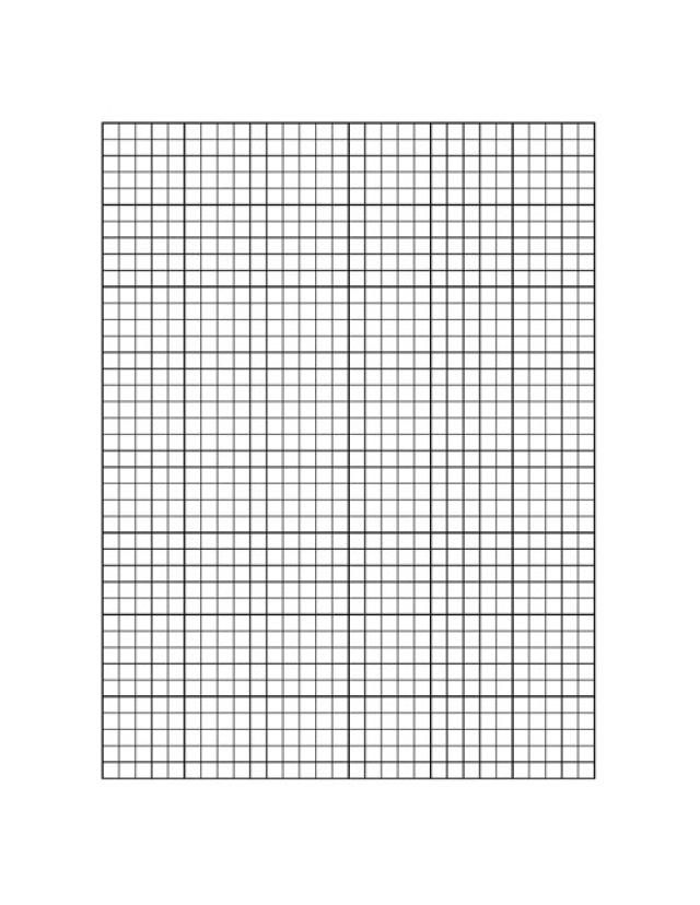 4×4 Graph Paper Printable – Imvcorp