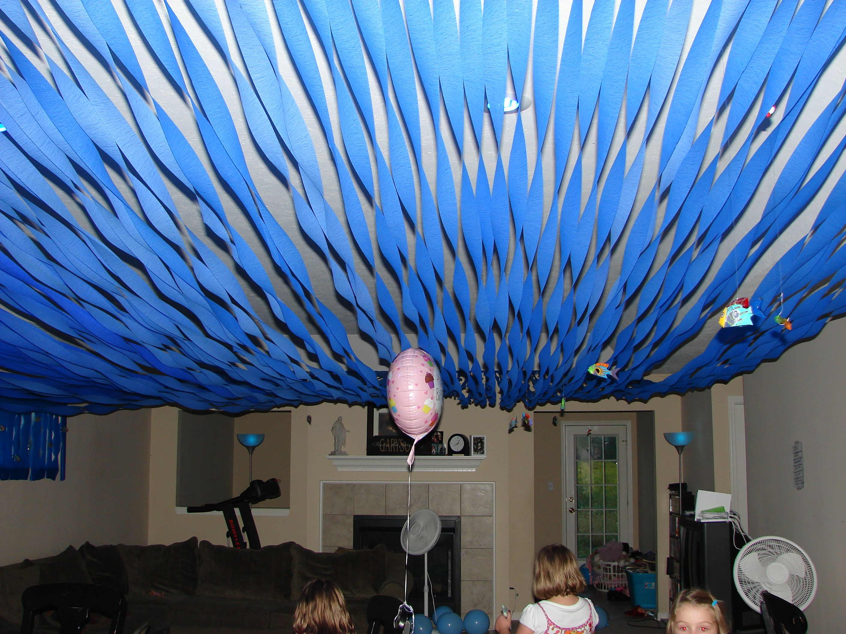 under the sea decorations church vbs ideas pinterest