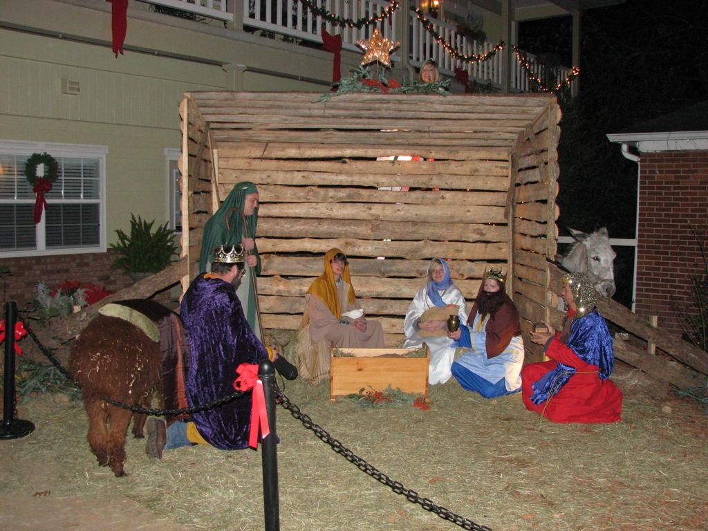 Live Nativity Old Fashioned Christmas | Festivals & Events | Pinterest