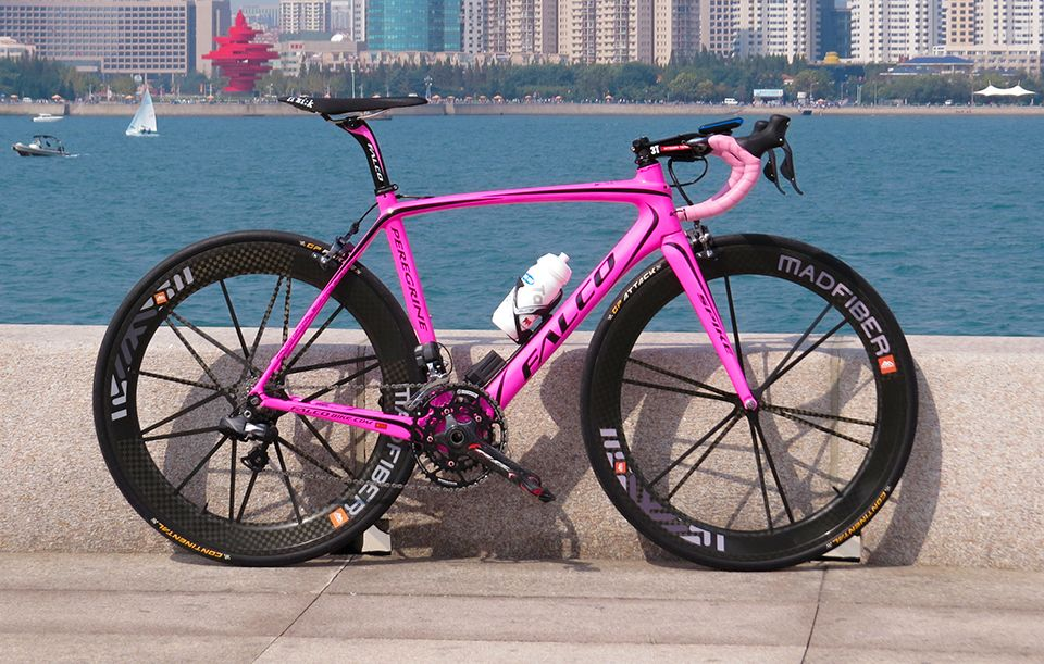 FALCO Peregrine Kamm edition (pink)--> | cool mountain ...