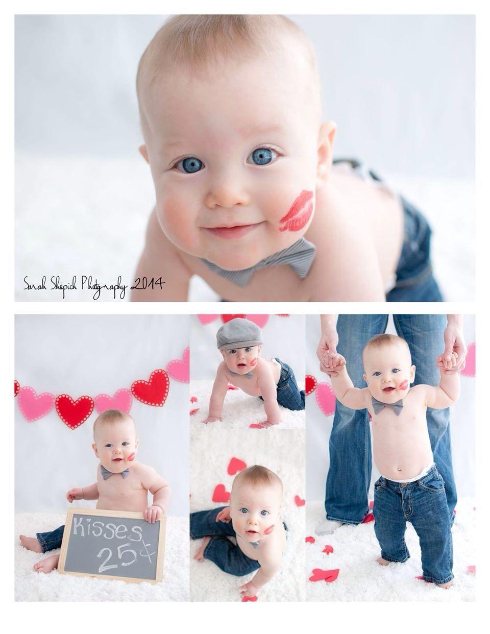 9 month old Valentine