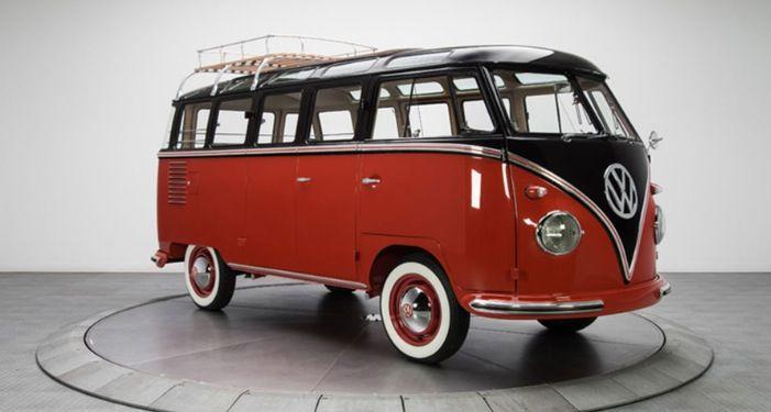 1958 23 window vw microbus cars pinterest for 1958 volkswagen 23 window bus