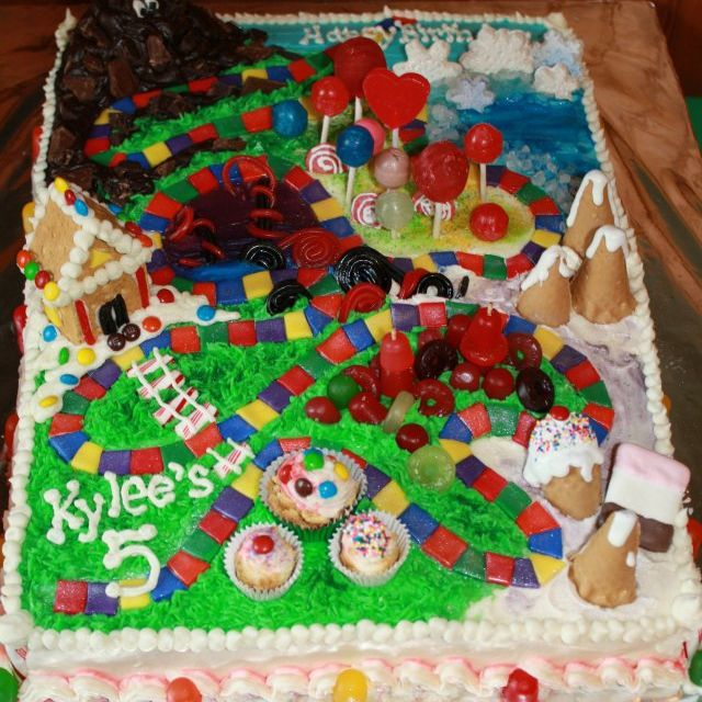 Candyland Cake Taste Cake Ideas And Designs