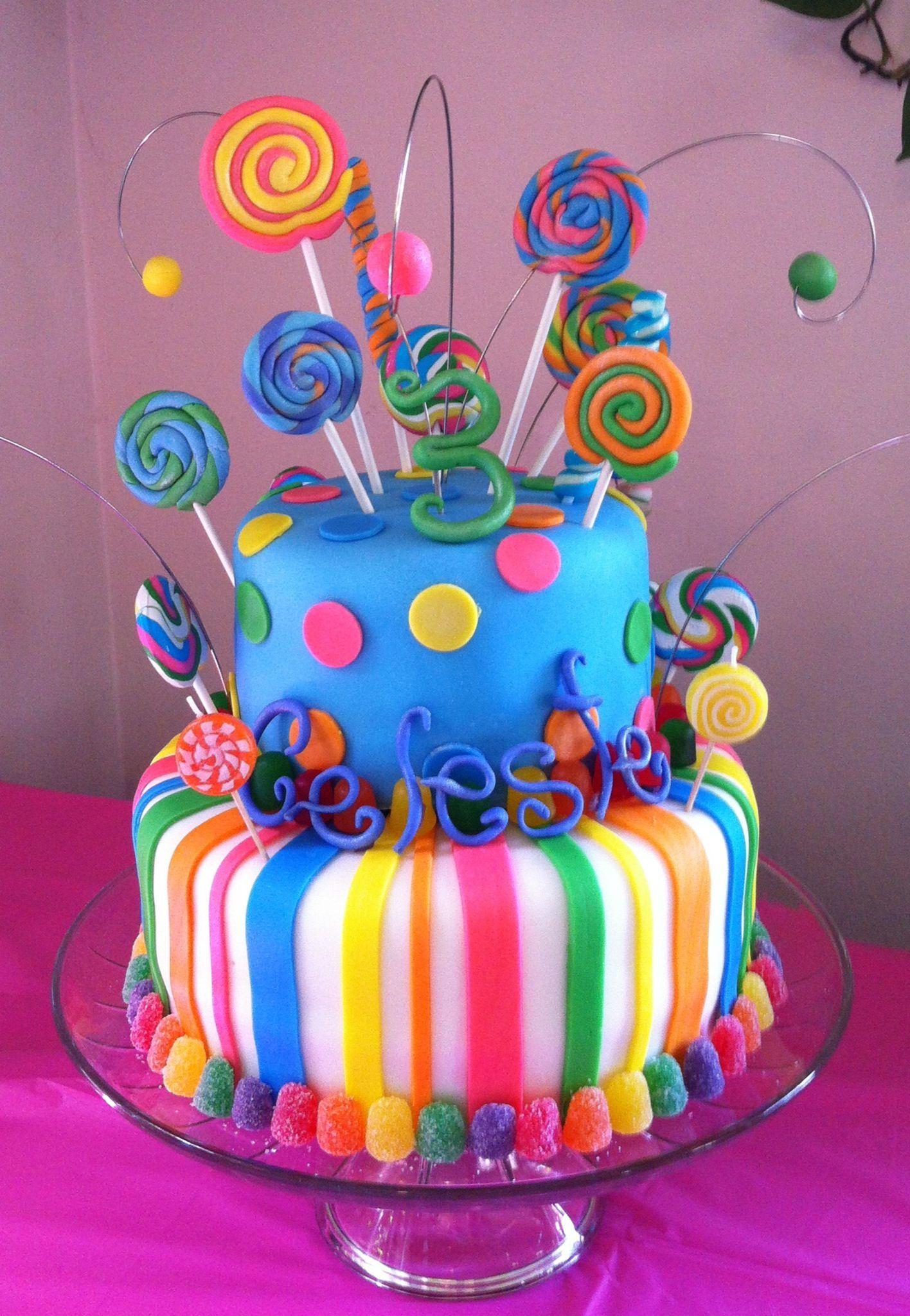 Birthday Cake Ideas Amazing : Amazing birthday cake delightfully adorable decorated ...