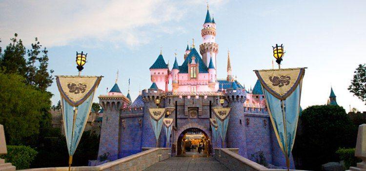 Visita parque Disneyland California