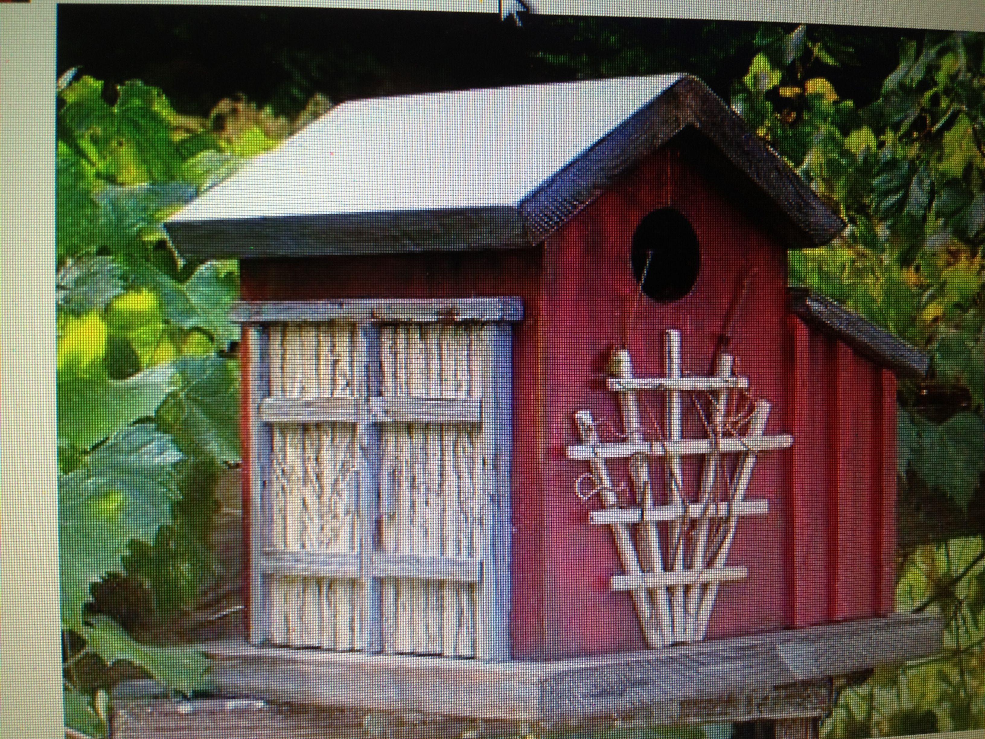 Country Barn Bird House X Bird Houses Pinterest