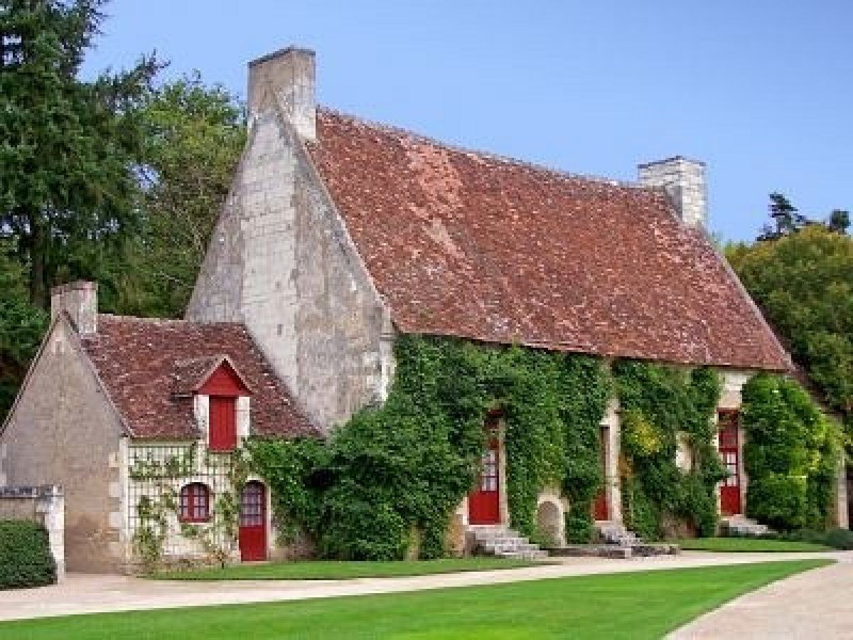 Old French Country Home Houses Pinterest