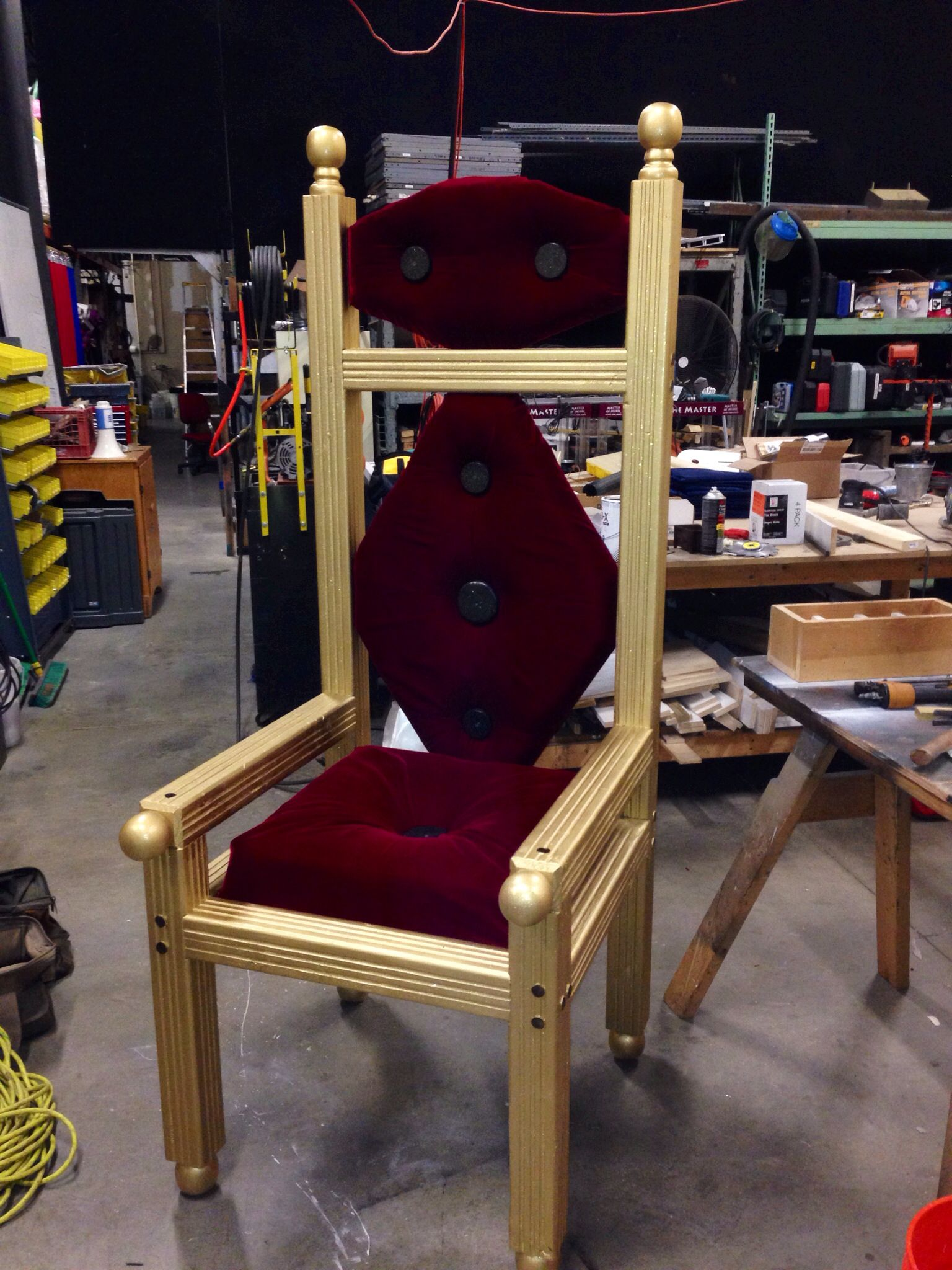 davidlopezfilms how to build a chair