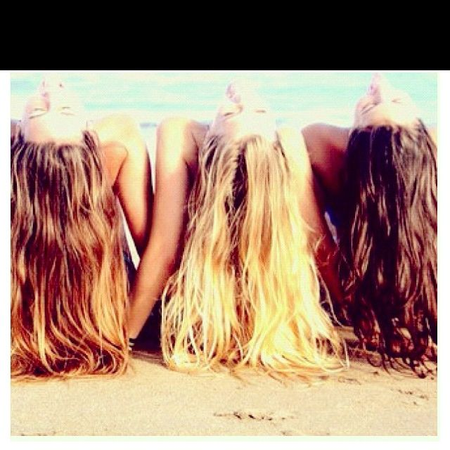 Beach hair... | Make up, Hair, Nails | Pinterest