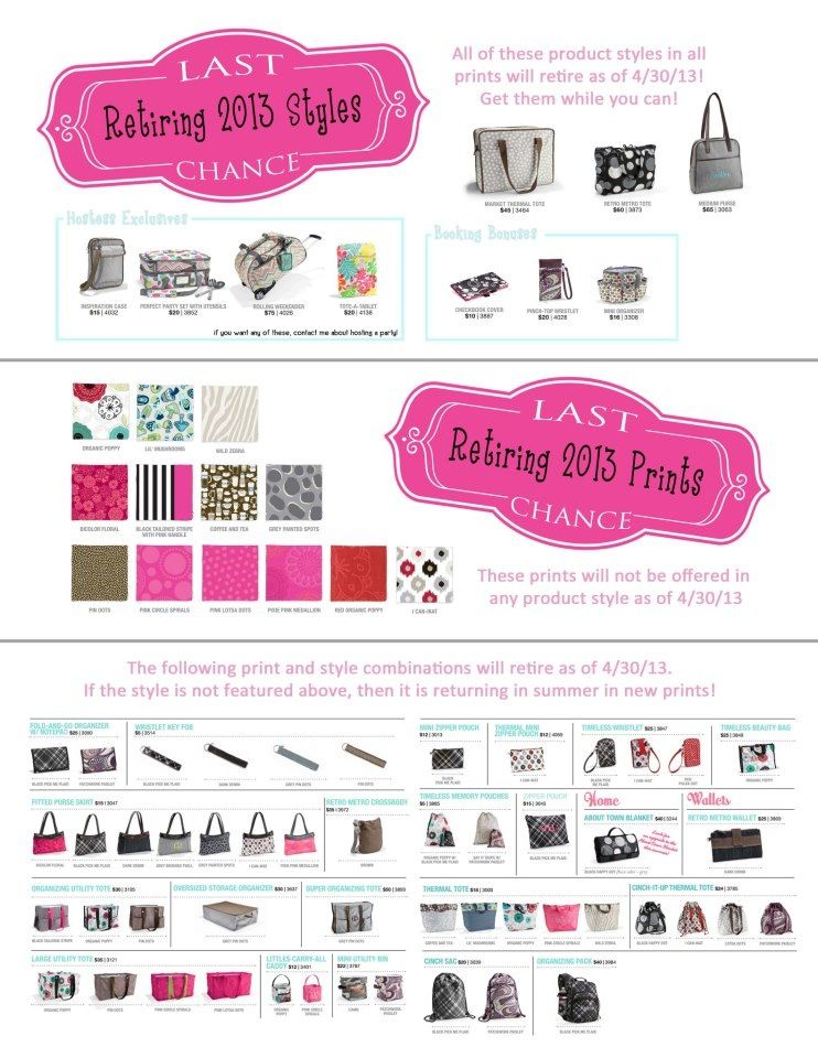Retiring thirty one products prints all things thirty one pintere