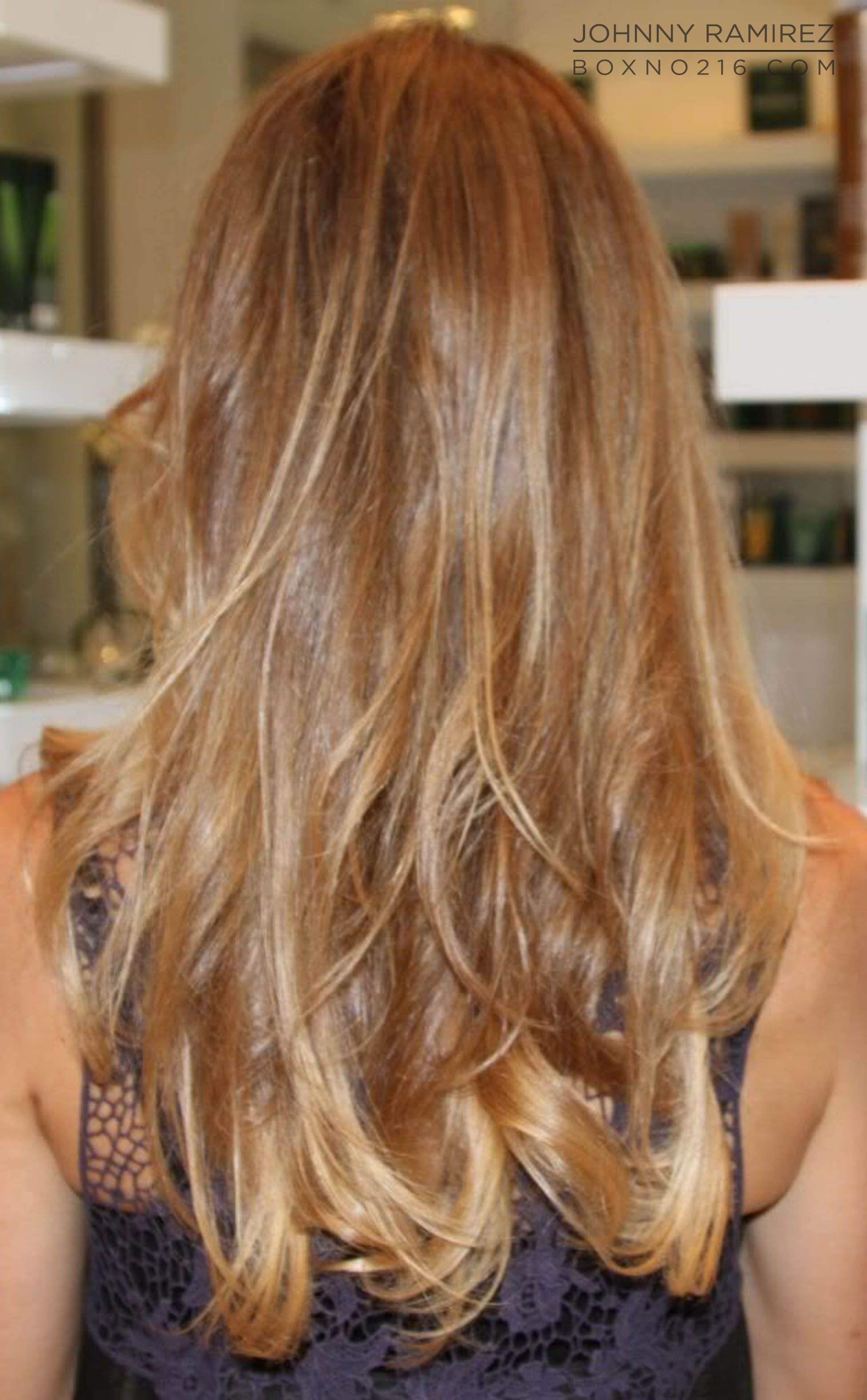 Golden caramel blonde highlights pinterest for Caramel blond