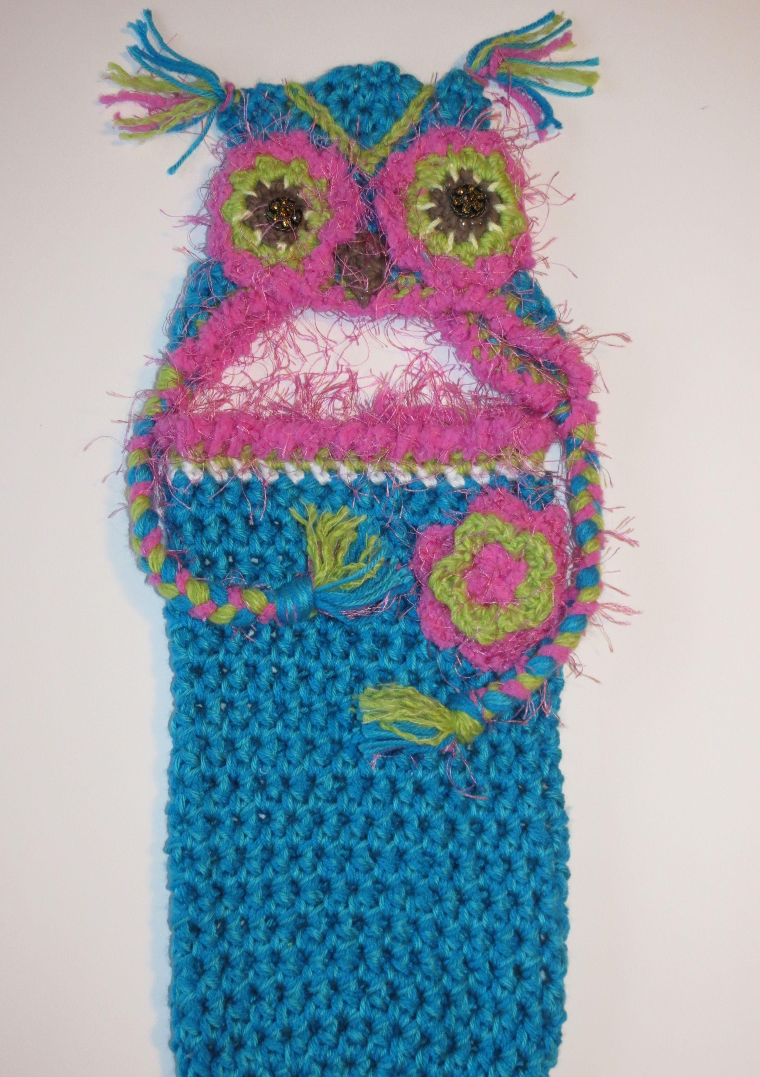 Crochet Owl Cocoon : Crochet Girl Owl Hat & Cocoon Crochet Pinterest