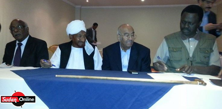 Sudan's Bashir challenges opposition forces to participate in April elections