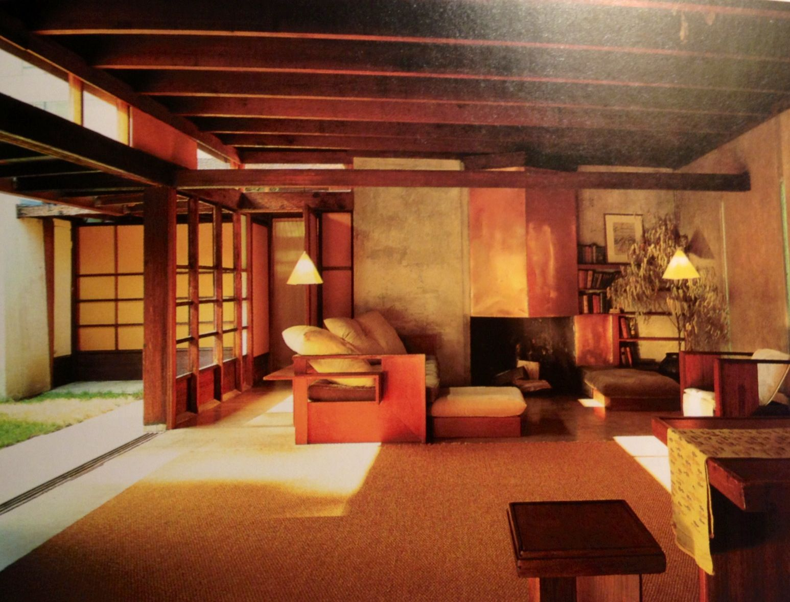 Frank Lloyd Wright Interior Crafting The Ranch Pinterest