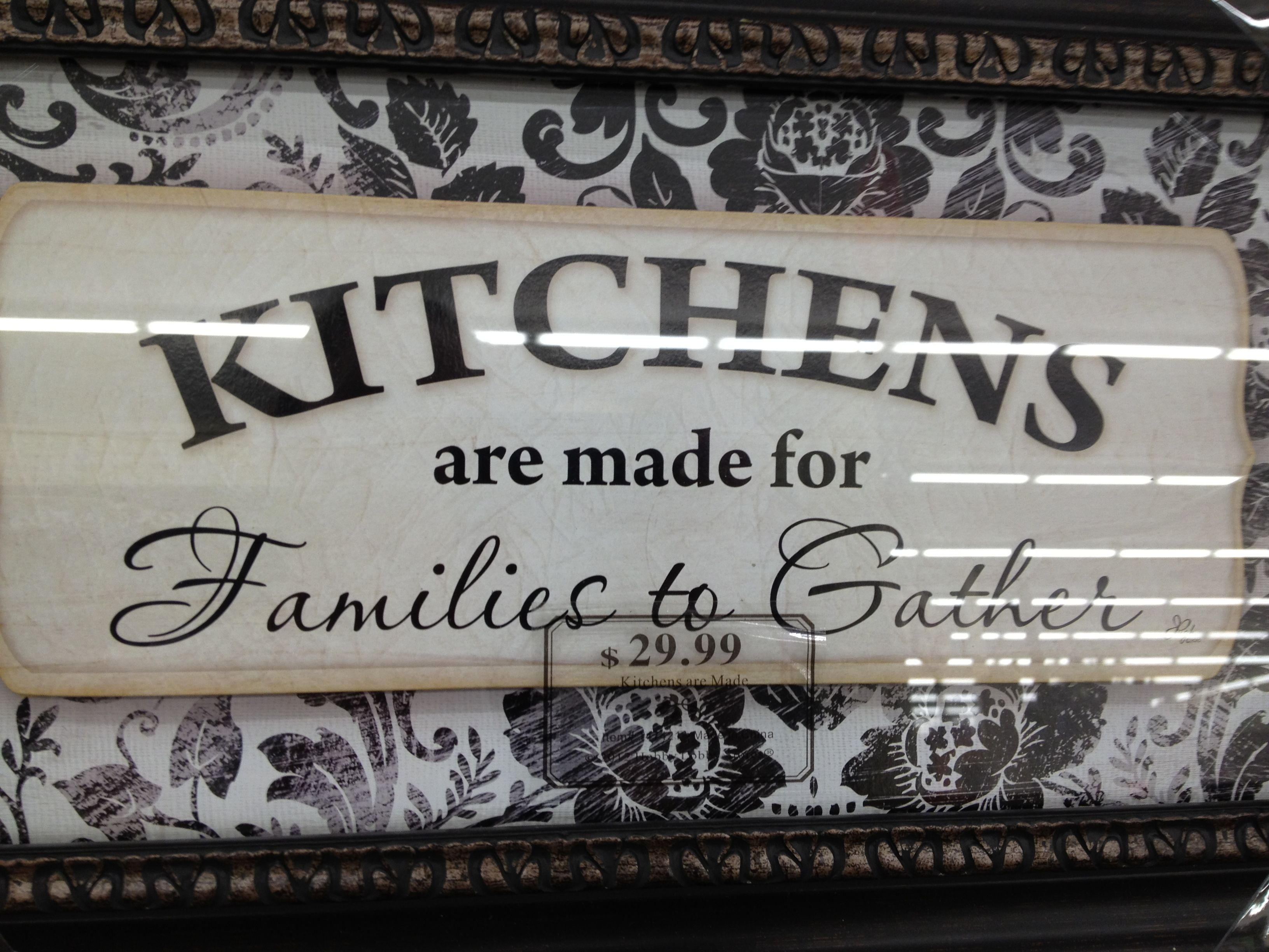 Kitchen sign sayings signs quotes pinterest for Kitchen quote signs