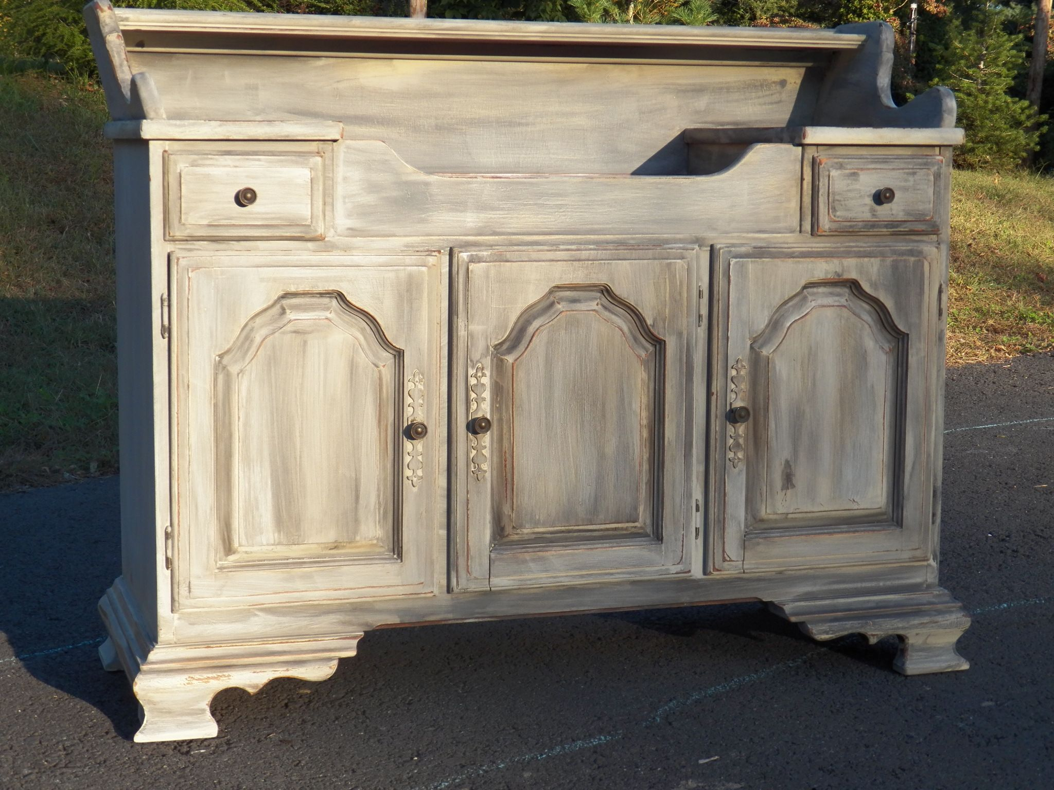 Chalk Painted Furniture On Pinterest