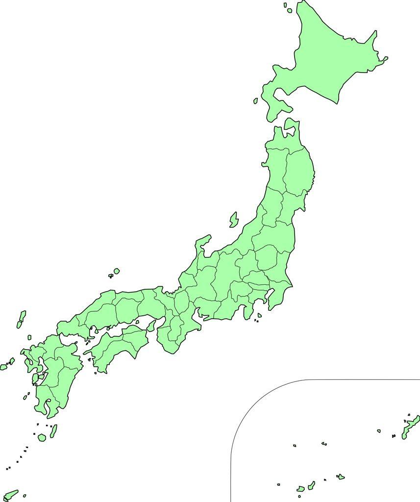 日本地図の画像 p1_29