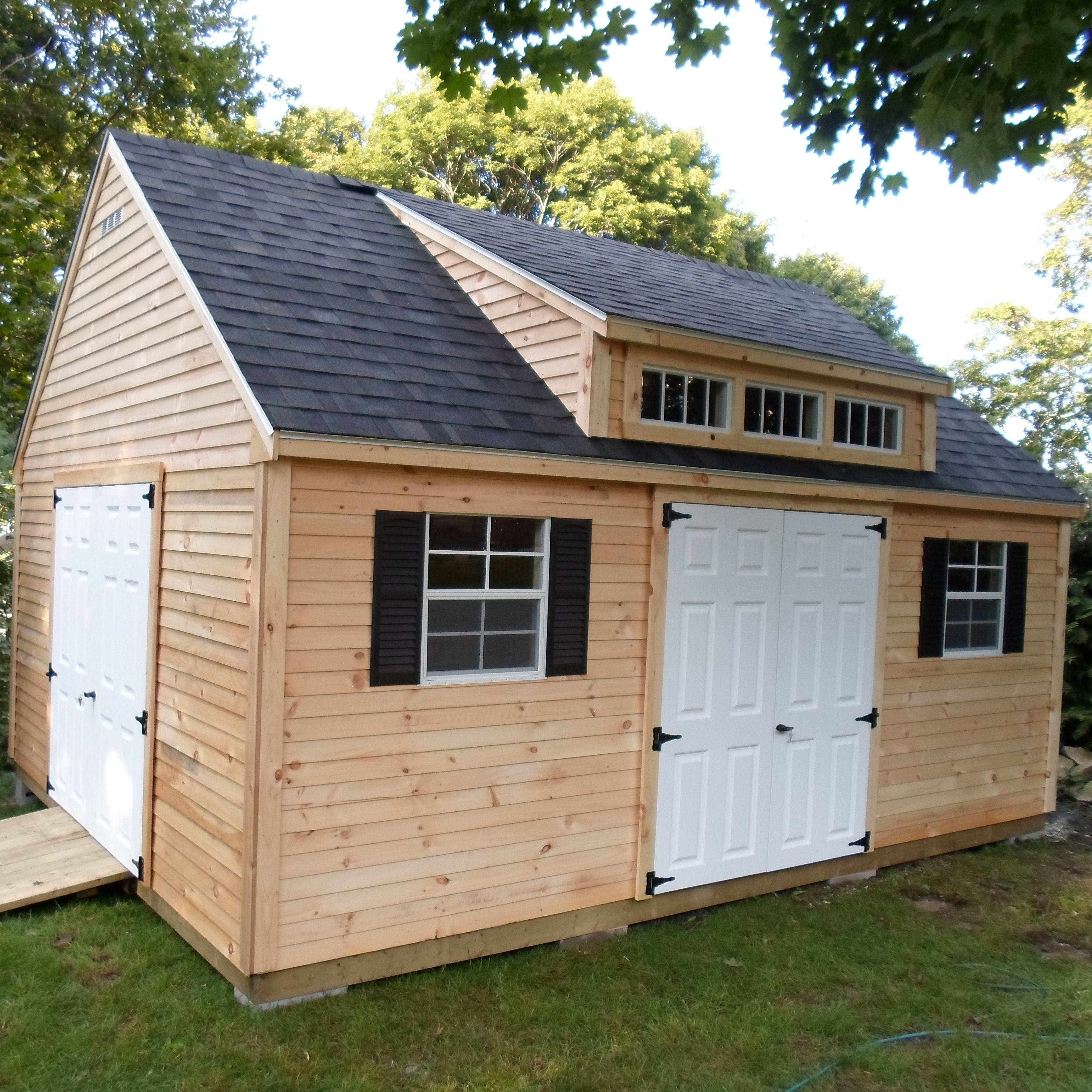 Shed dormer building pinterest for How much does it cost to dormer a cape