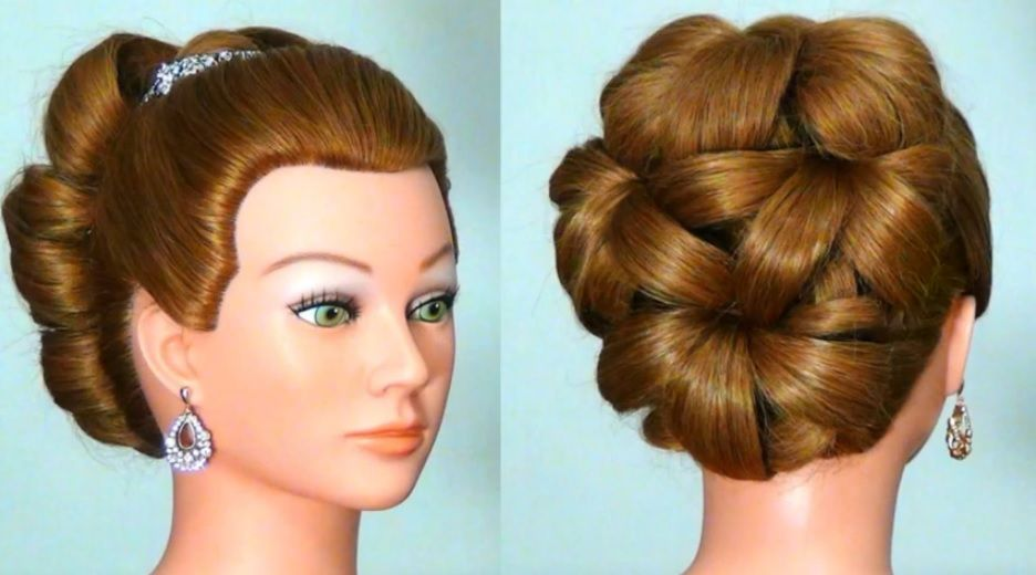 on Youtube | UpDos, DownDos & Formal Hairstyles | Pinter
