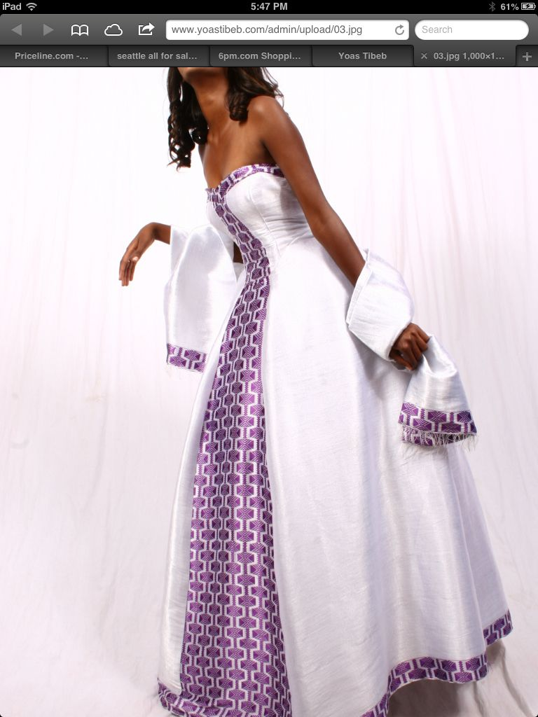 Habesha kemis for sale picture images frompo for Ethiopian wedding dress designer