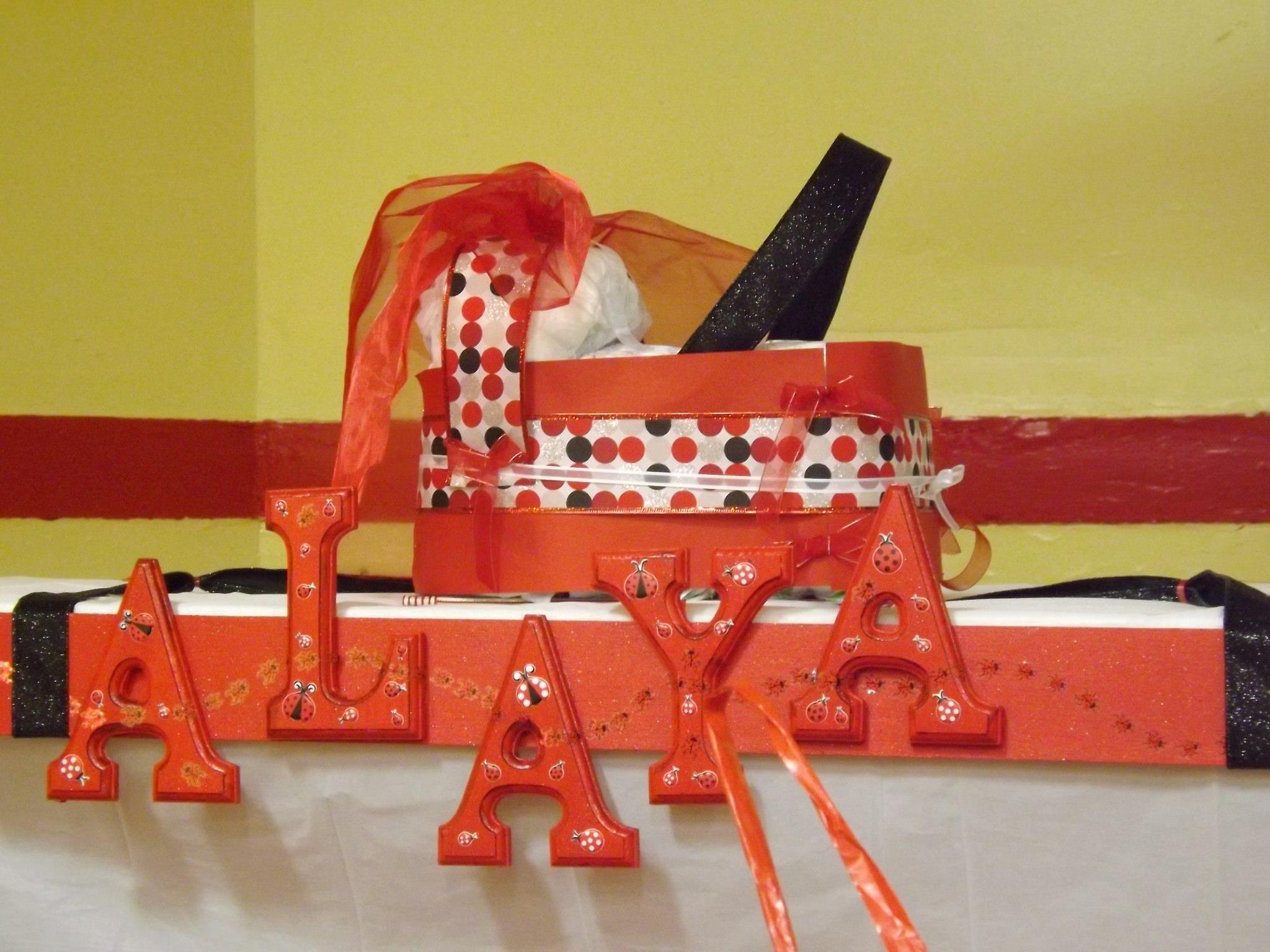 baby shower ideas ladybug theme baby shower decorations pinterest