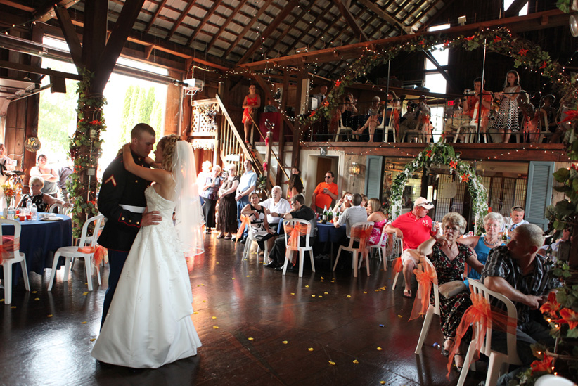1000 Images About Pole Barn Wedding On Pinterest