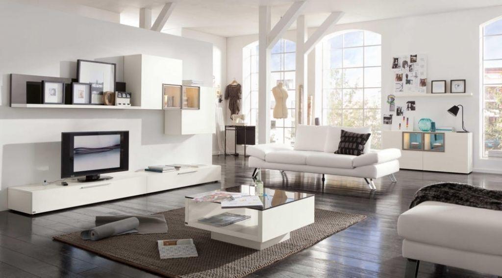 deko wohnzimmer regal wohnzimmer modern wohnzimmer moderne ...