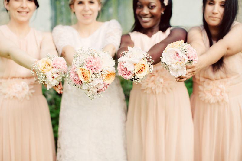 bouquet  Mariage  Pinterest