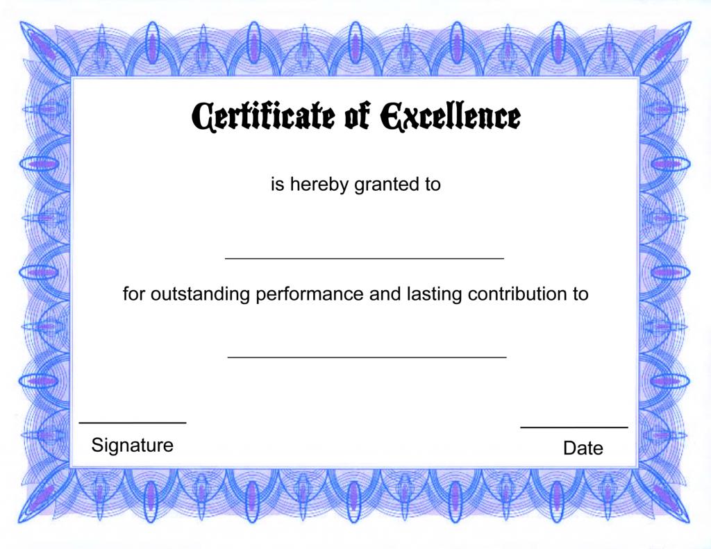 naming certificates free templates – Naming Certificates Free Templates