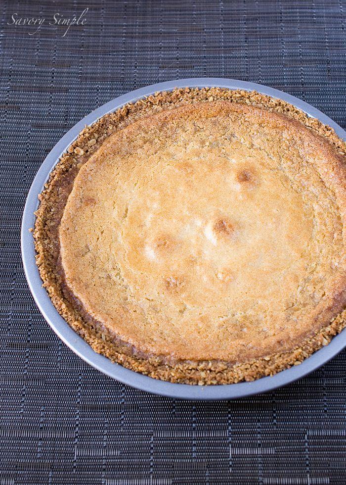Momofuku Milk Bar's Crack Pie   Baking::Miscellaneous Dessert   Pinte ...