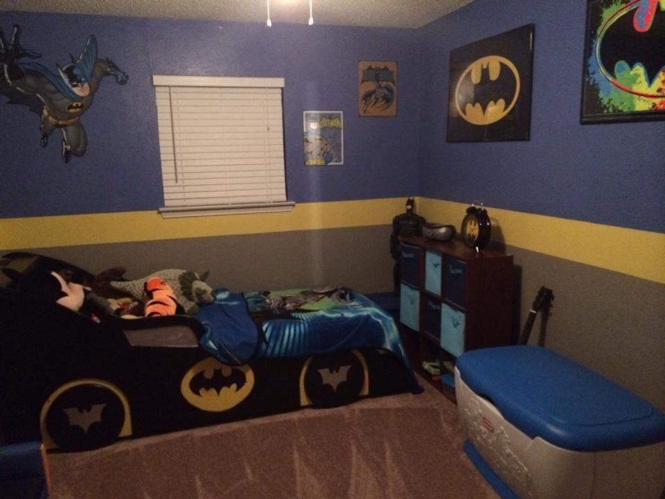 batman room batman room ideas pinterest