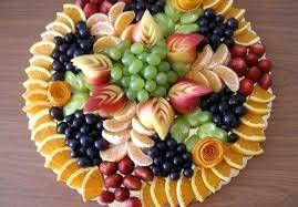 Красиво нарезанные фрукты пошагово 22