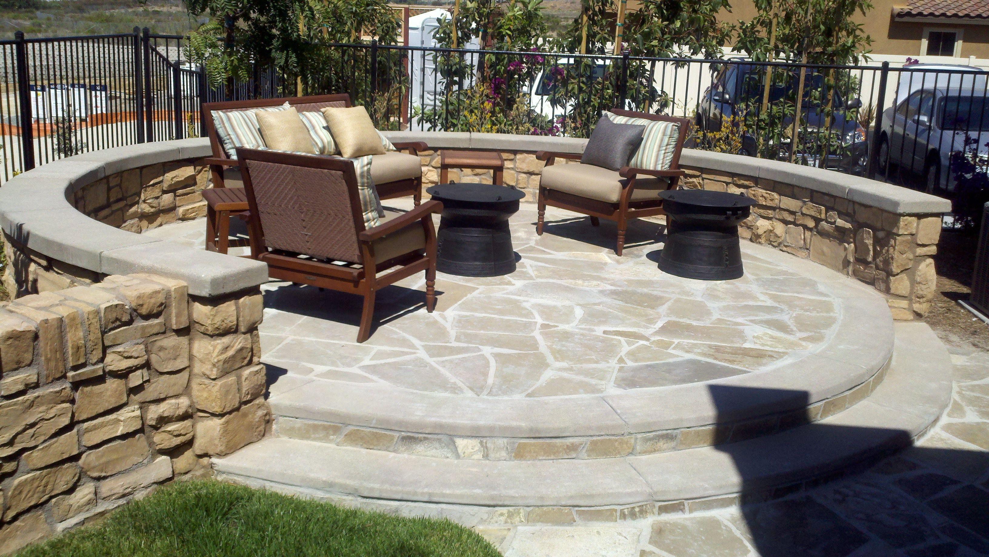 outdoor sitting area backyard pinterest