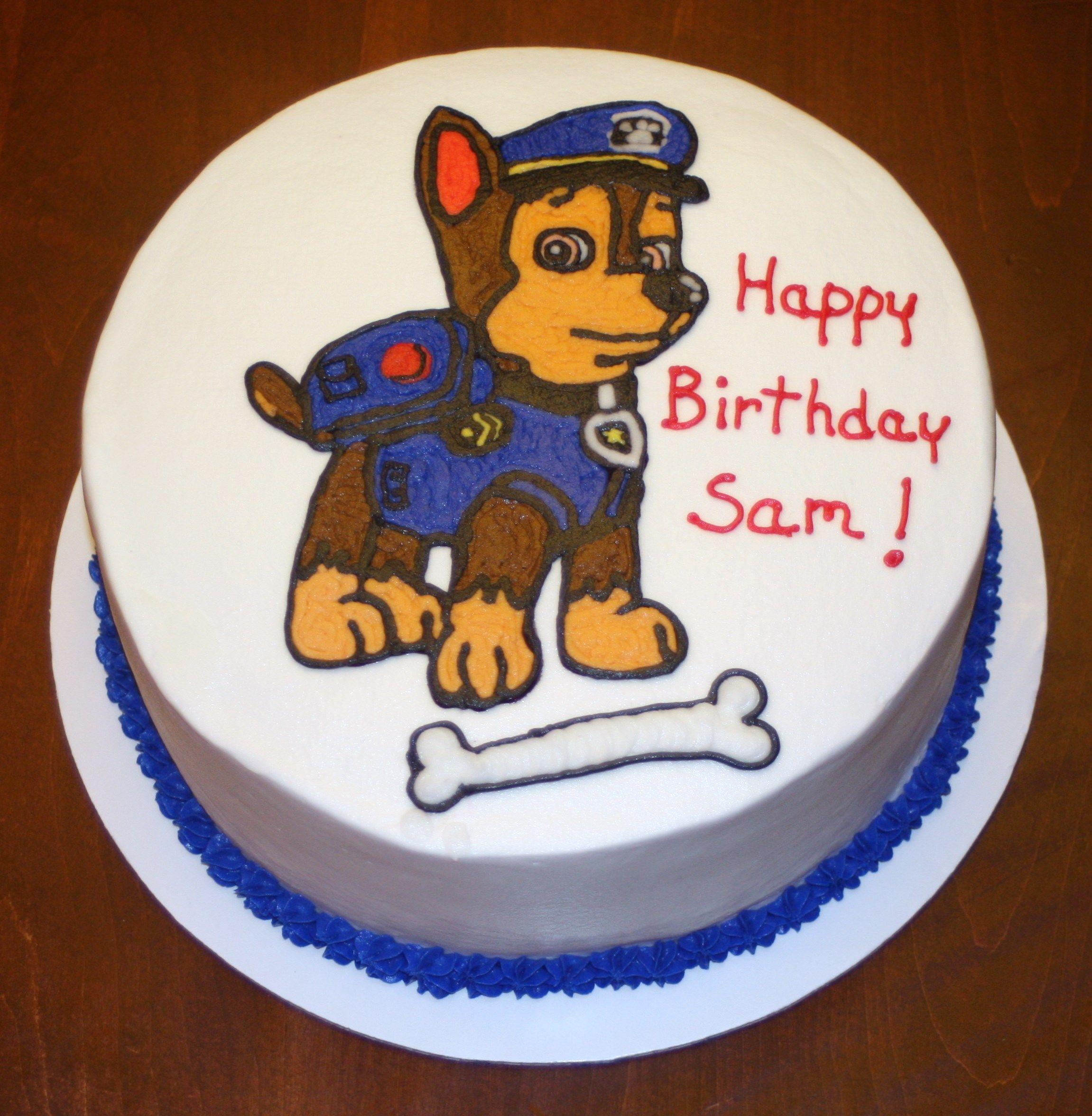 Paw patrol birthday cake my stuff pinterest