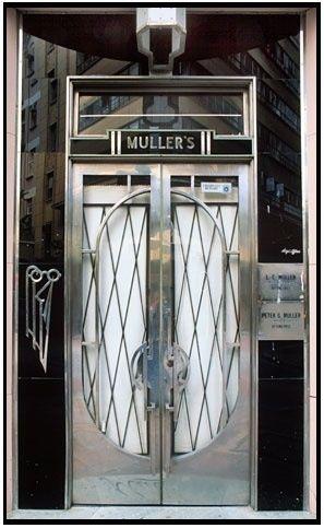 Art Deco Front Doors Beautiful Art Deco Door Circa.