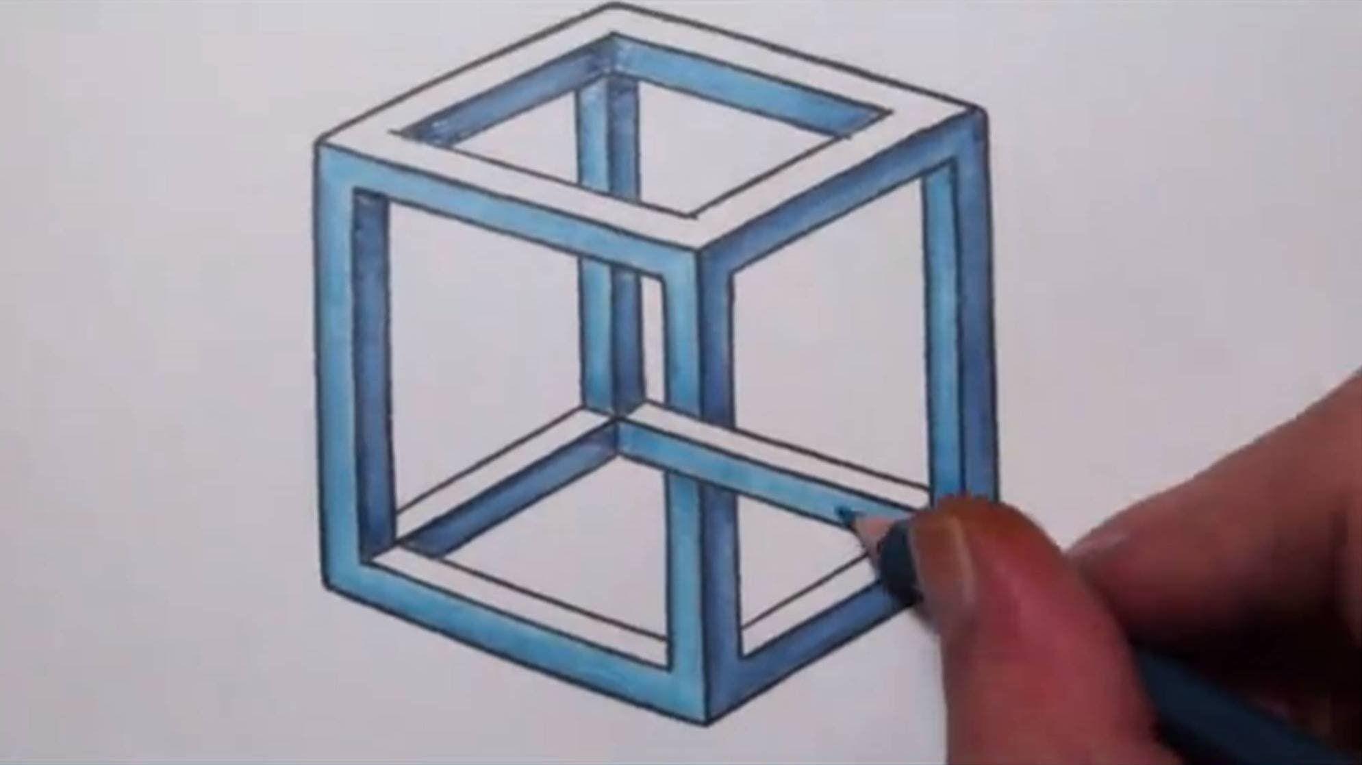 Фото как сделать своими руками иллюзия