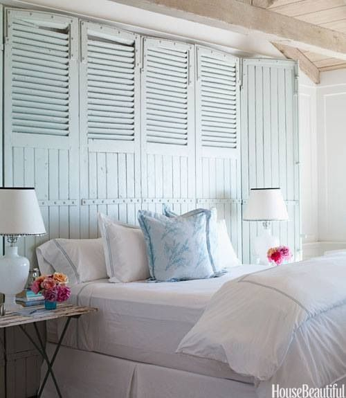 Round Up Seaside Coastal Bedrooms