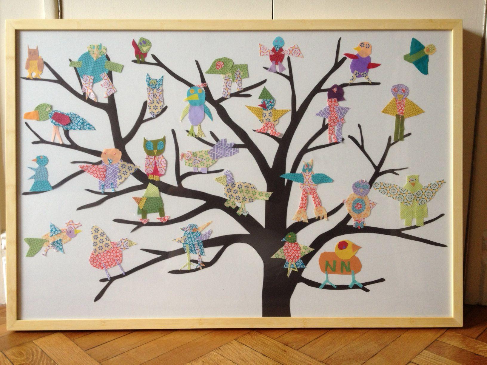 Classroom Art Ideas : First grade auction project class art